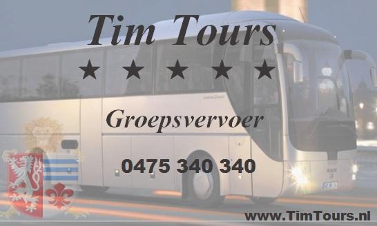 Tim Tours kaartje